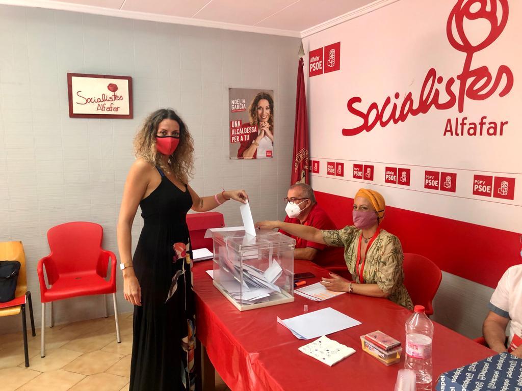 Noelia García PSPV Alfafar