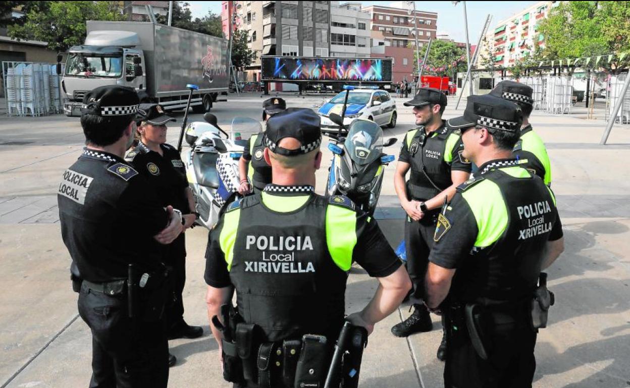 Policia Local Xirivella