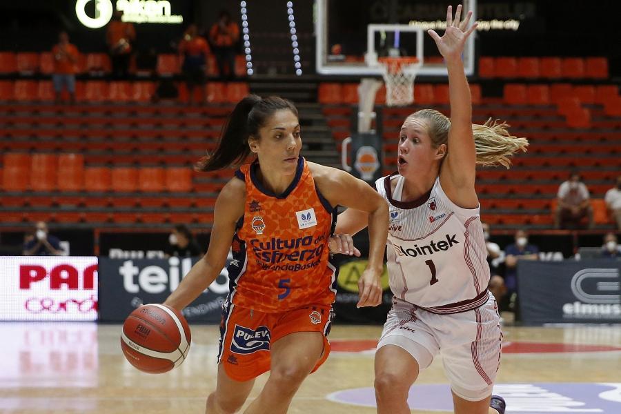 Valencia Basket gana al Lointek Gernika