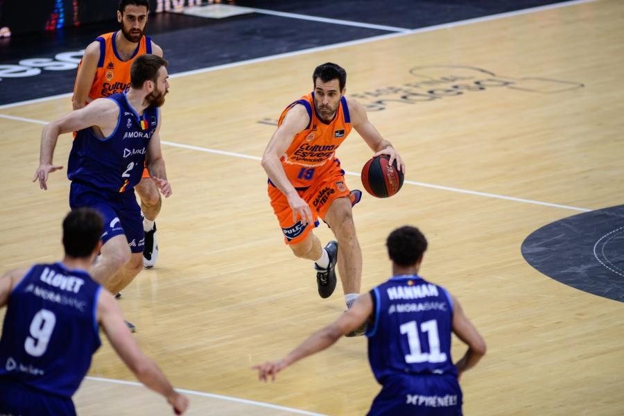 Valencia Basket vs MoraBanc Andorra