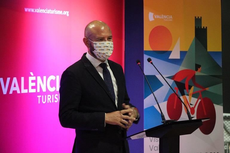 El president de la Diputació de València, Toni Gaspar. Foto: Javier Furió