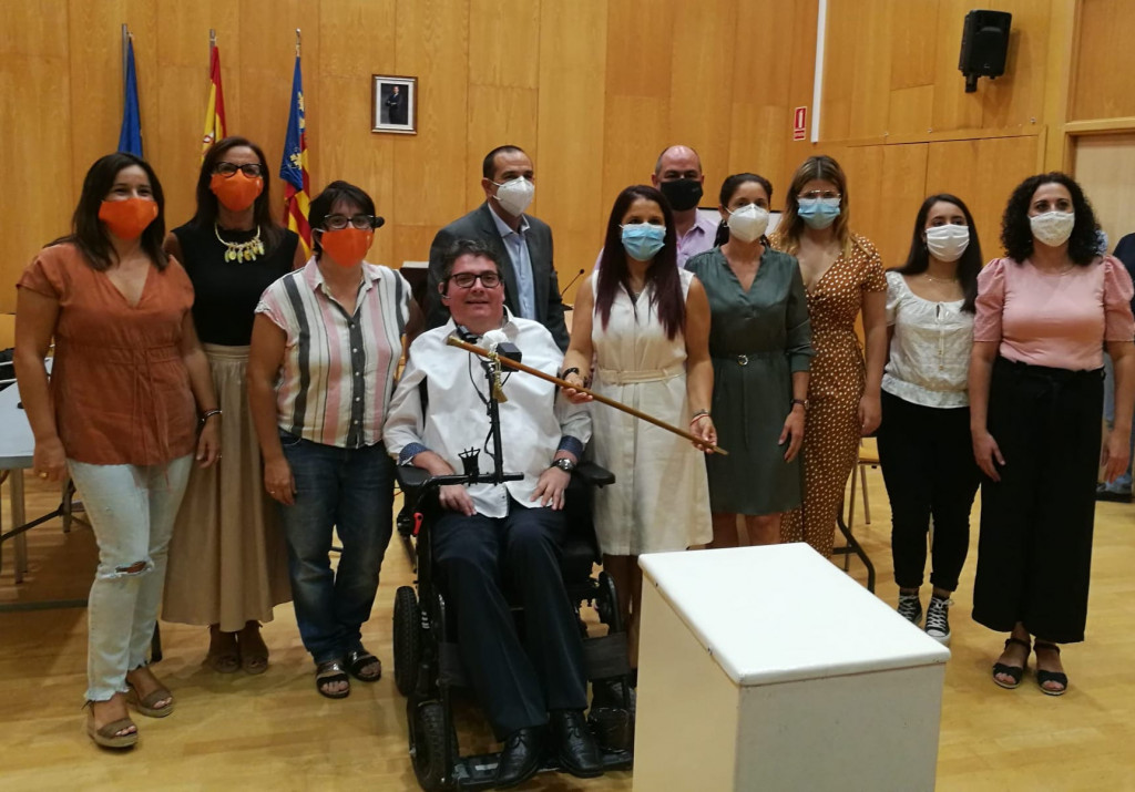 investidura Raquel Ramiro alcaldesa Bonrepós