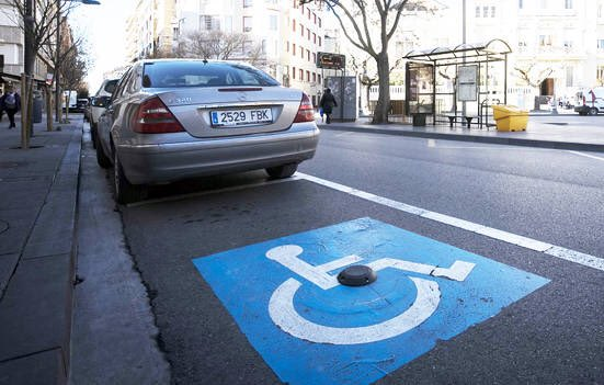 presentacion aparcamientos inteligentes Valencia