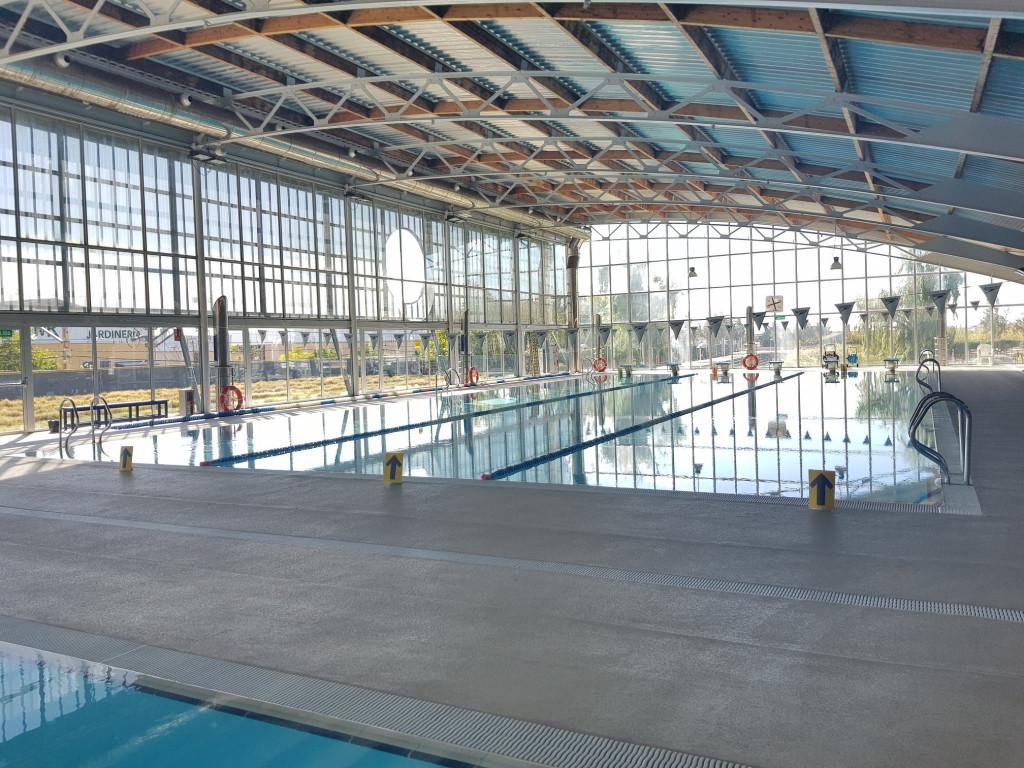 piscina cubierta Catarroja