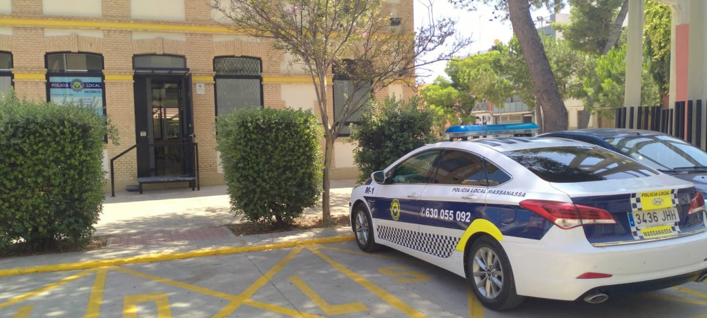 Policia Local Massanassa