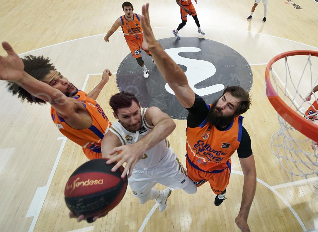Valencia Basket, ante el reto de superar a su bestia 'blanca' en la Liga Endesa