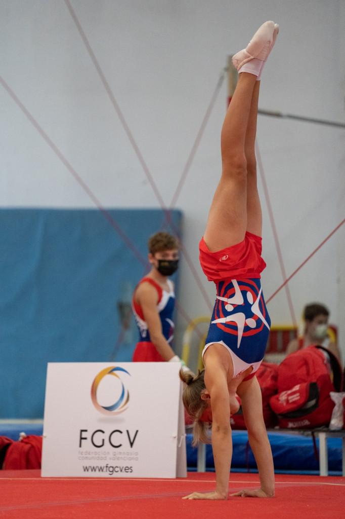 La gimnasia valenciana se cita en Castellón y Alfafar