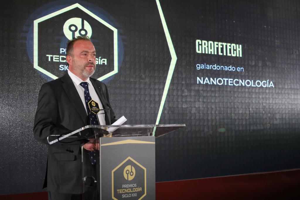 grafetech premio nanotecnologia