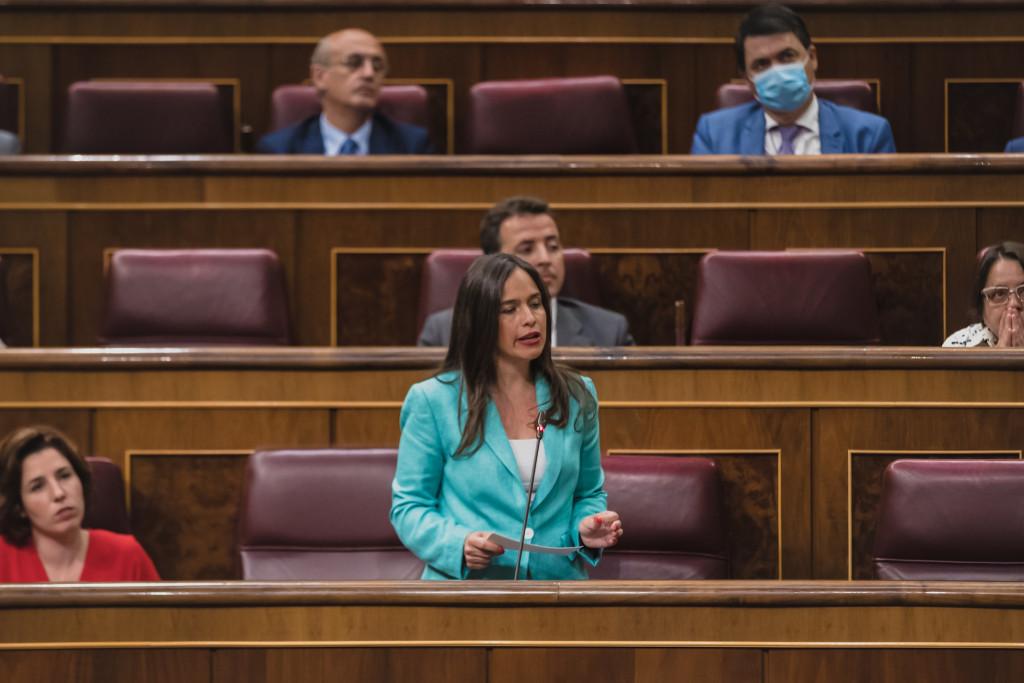 Belen Hoyo PP Congreso Diputados