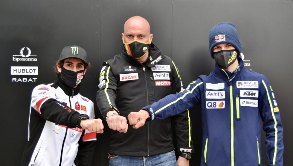 Carlos Tatay Esponsorama Racing