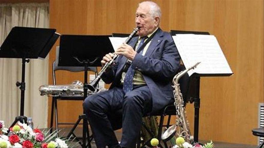 Fallece el saxofonista torrentino Pedro Iturralde Ochoa