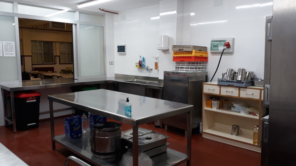 Reforma cocina CEIP Blasco Ibañez Beniparrell 02112020