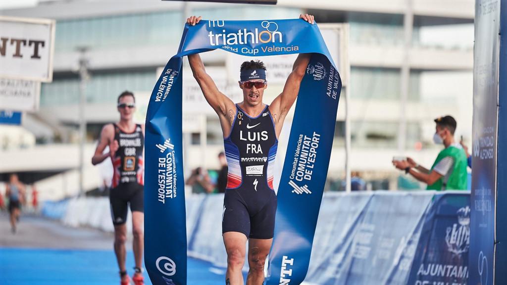 Luis de Francia gana Copa del Mundo de Triatlón en Valencia