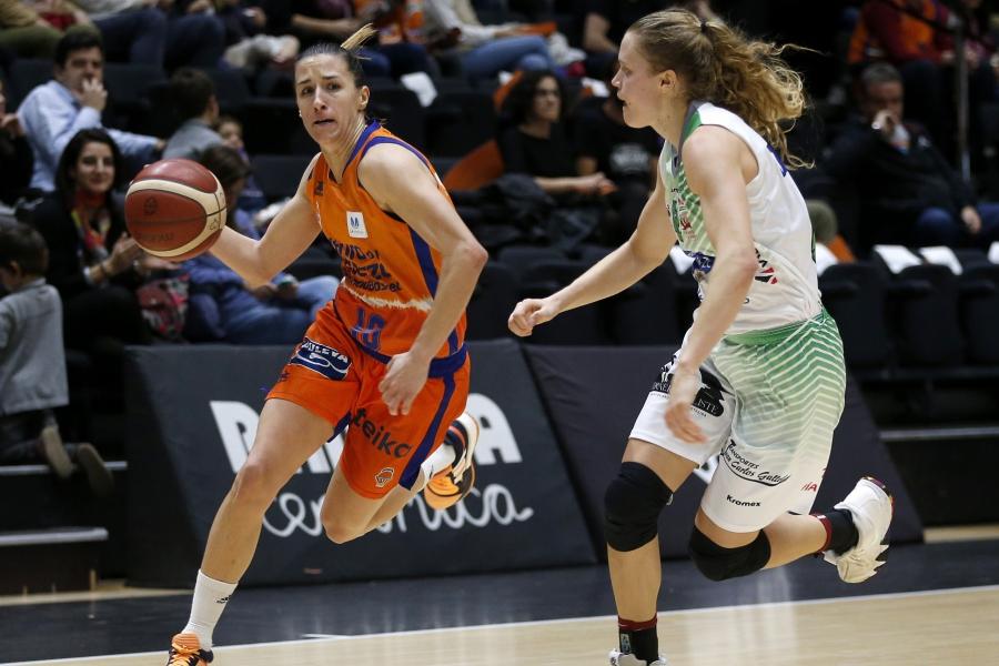 Valencia Basket busca la 12ª victoria seguida frente a Quesos El Pastor