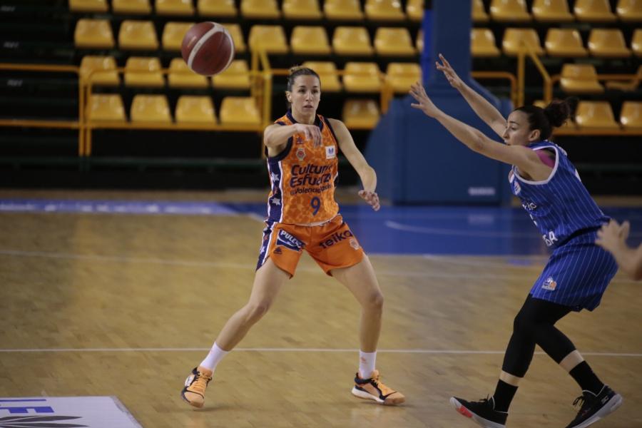 Valencia Basket cae en la prórroga en Salamanca y sufre su primera derrota (71-69)