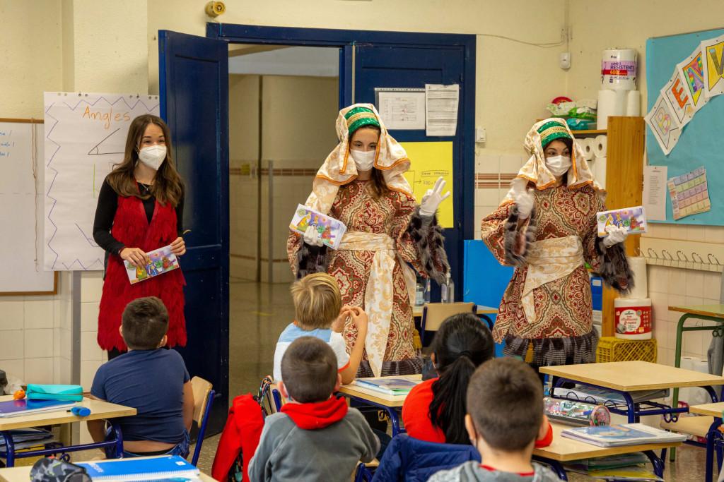 Mislata busca en sus colegios la carta escrita en valenciano más original para los Reyes Magos