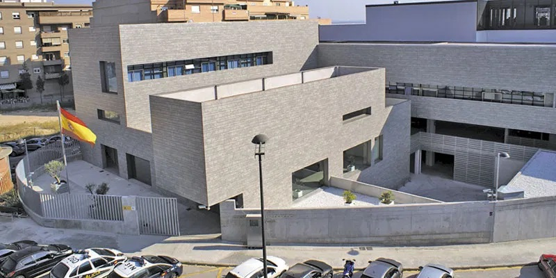 comisaría Policía Nacional de Paterna