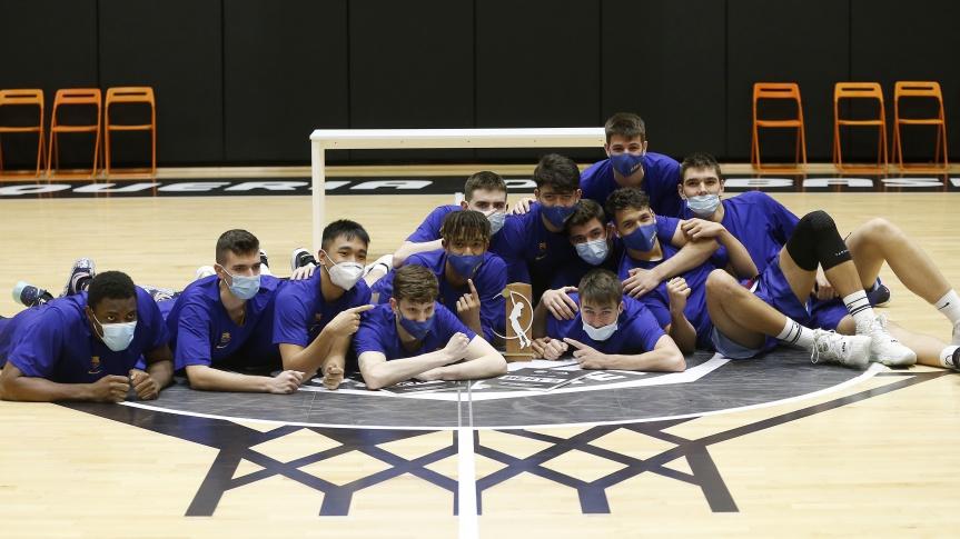 FC Barcelona campeon del EB Adidas Next Generation