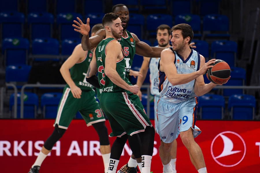Final de la primera vuelta con derrota en Vitoria (71-70)
