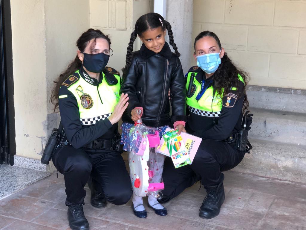 Policia Local Torrent regalo niños