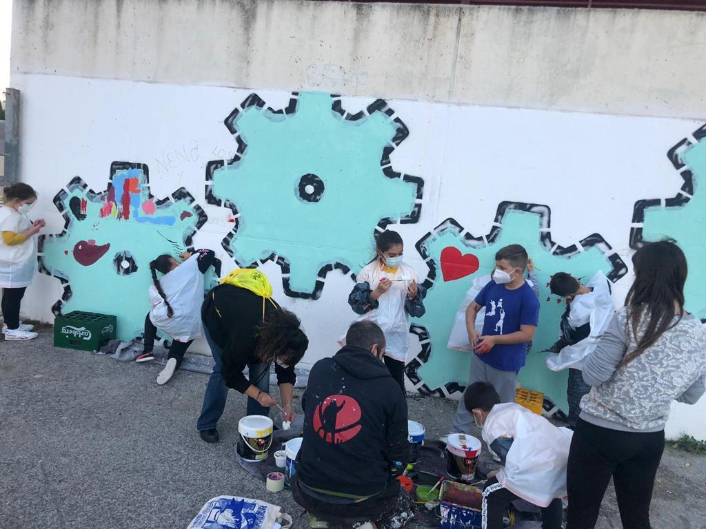 grafitti Paterna