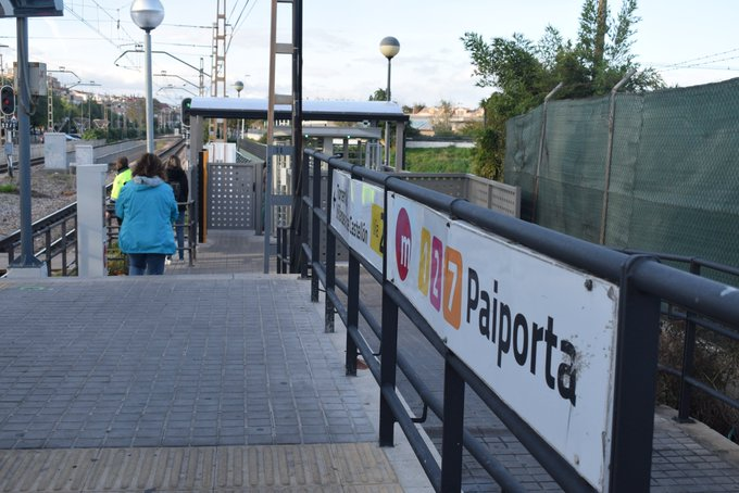 metro Paiporta