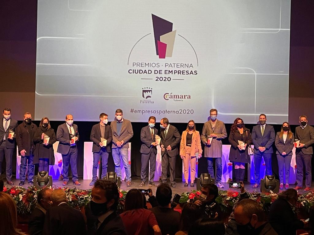 premios ciudad de paterna 2020