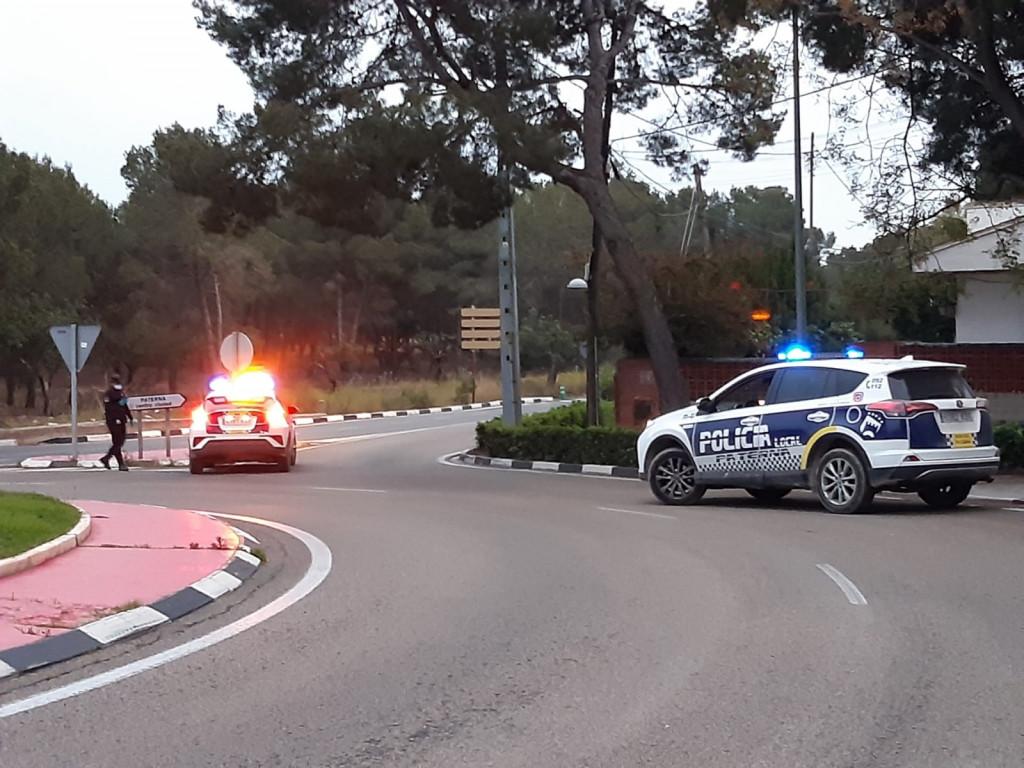 Control Policia Local Paterna