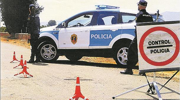 La Policía de la Generalitat controla las zonas comerciales de l'Horta Sud