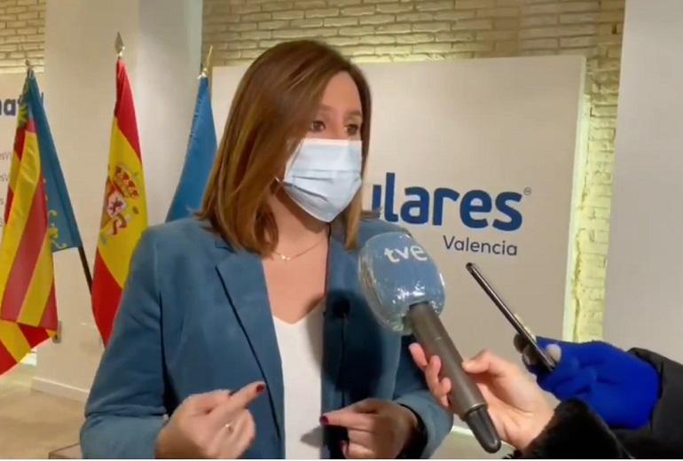 María José Catalá PP Torrent