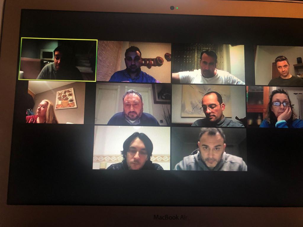 fallas Albal videoconferencia