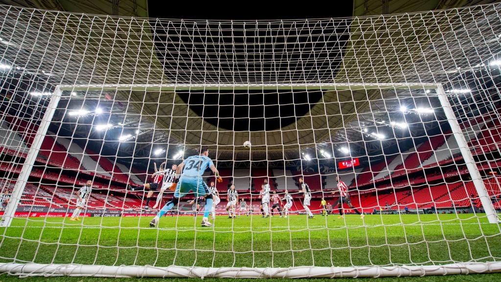 Gol del Athletic de Bilbao