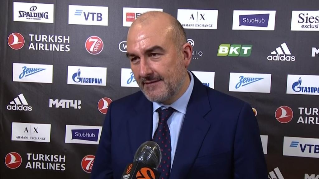 Jaume Ponsarnau ante Zenith con humildad