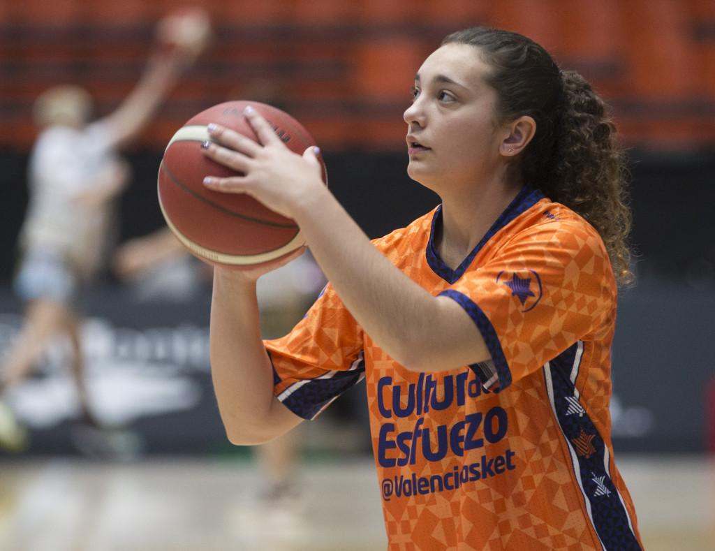 Paula Garcia nueva en el mur dels somnis