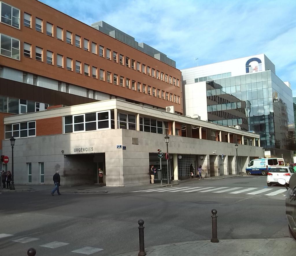 Urgencias Hospital Clínico