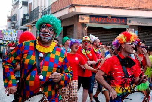 carnaval alcasser