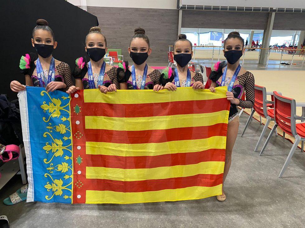 Los conjuntos del CGR Alboraya y Colonial Sport, se proclaman campeones de España en Valencia