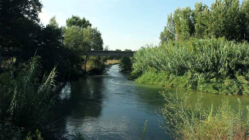 Parc Natural del Turia a su paso por Manises