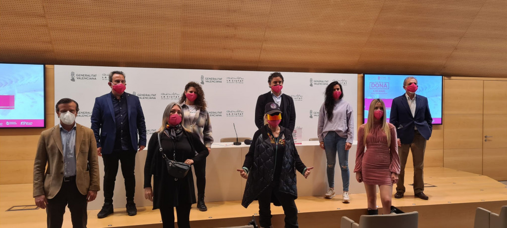 Festival Dia de la Dona Valencia 2021