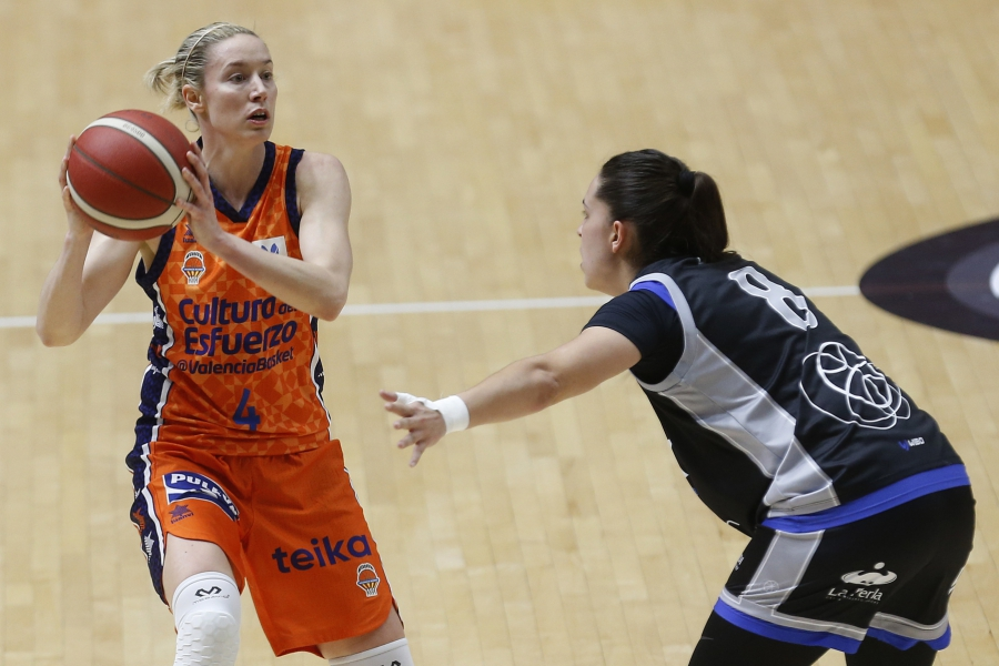 Segundas semis de Copa de Valencia Basket tras un duro duelo ante IDK Euskotren (74-58)