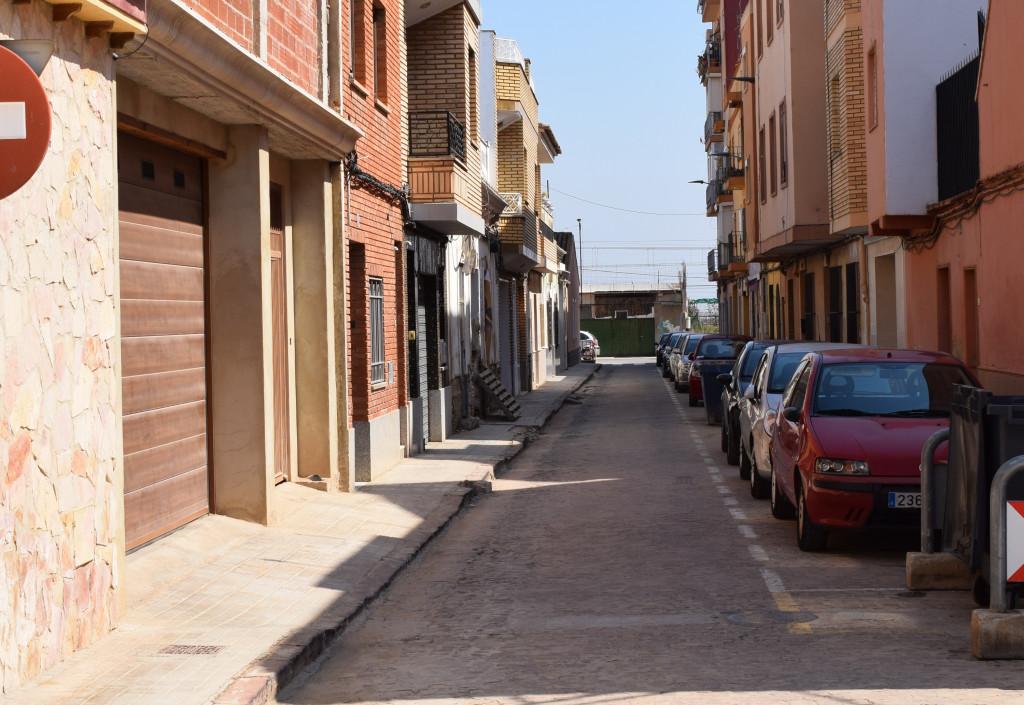 Torrent calles casco antiguo