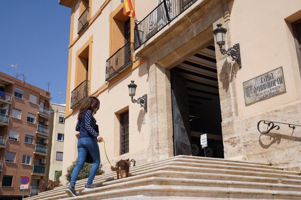 <h2>El censo canino de ADN de Paterna recibe 2.026 solicitudes para registrar mascostas en sus primeros 20 días</h2>