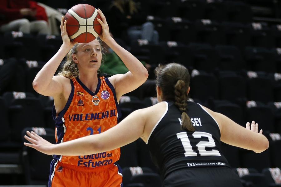 Valencia Basket busca su billete para cuartos de EuroCup Women