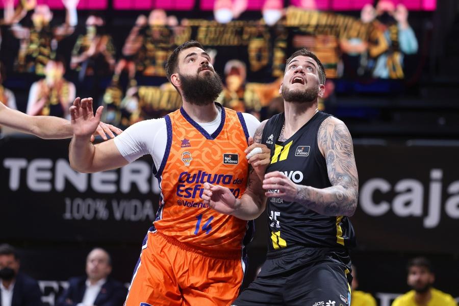 Valencia Basket cae contra Lenovo 90-86