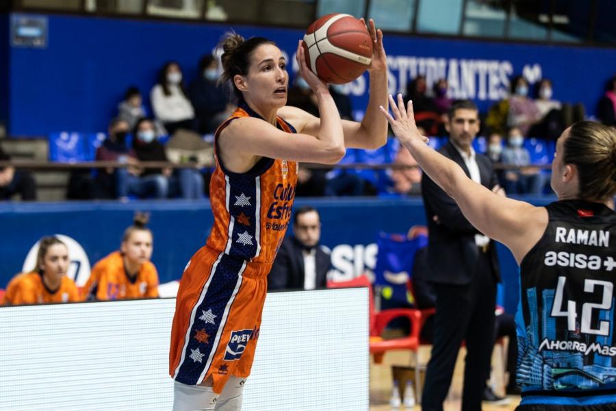 Valencia Basket empieza el tour con triunfo ante Movistar Estudiantes (68-85)