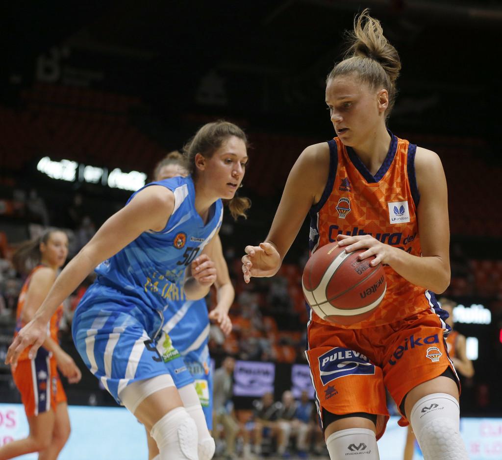 Valencia Basket hace su última parada del tour en LF Endesa en busca del tres de tres