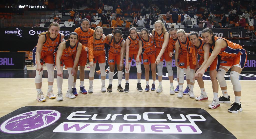 Valencia Basket luchará por su primer título europeo (81-67)