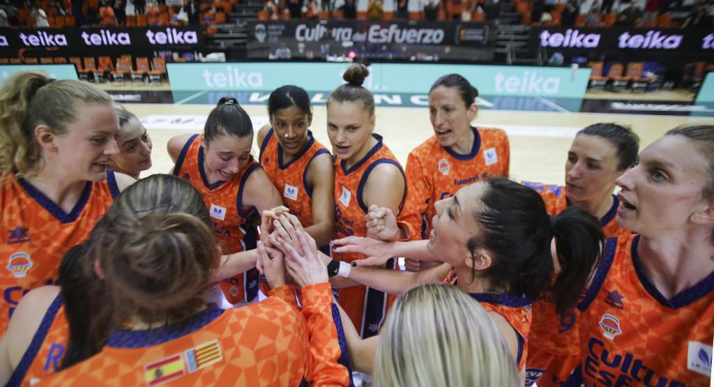 Valencia Basket vs IDK Euskotren
