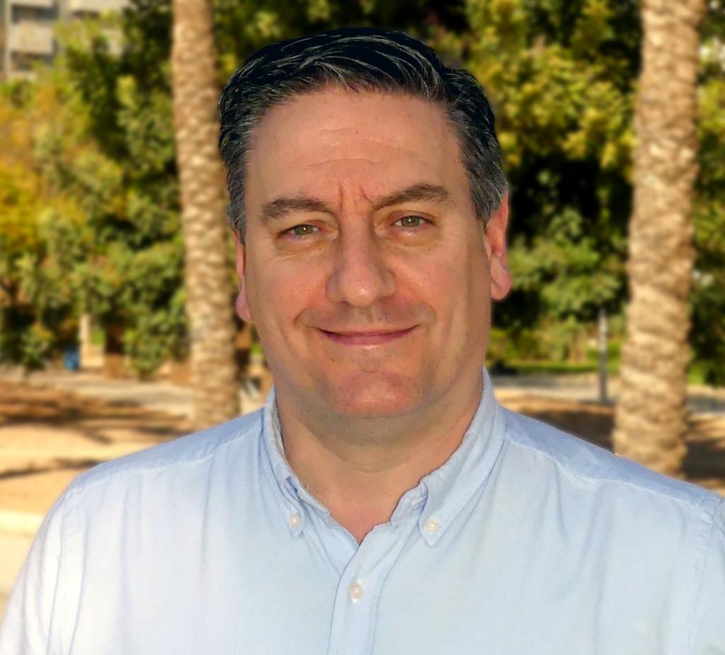 El portavoz adjunto del grupo municipal del PP de Torrent, Arturo García