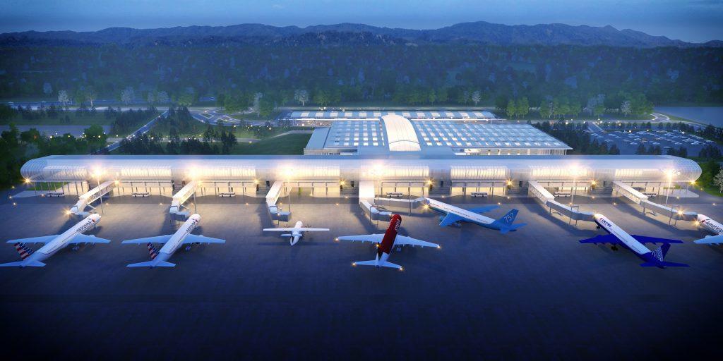 Aeropuerto Internacional de Palmerola, en Honduras